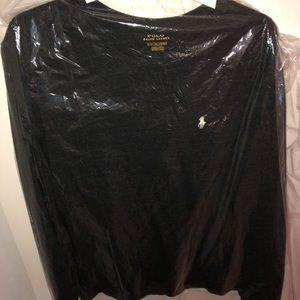 Black Polo Ralph Lauren Long Sleeve